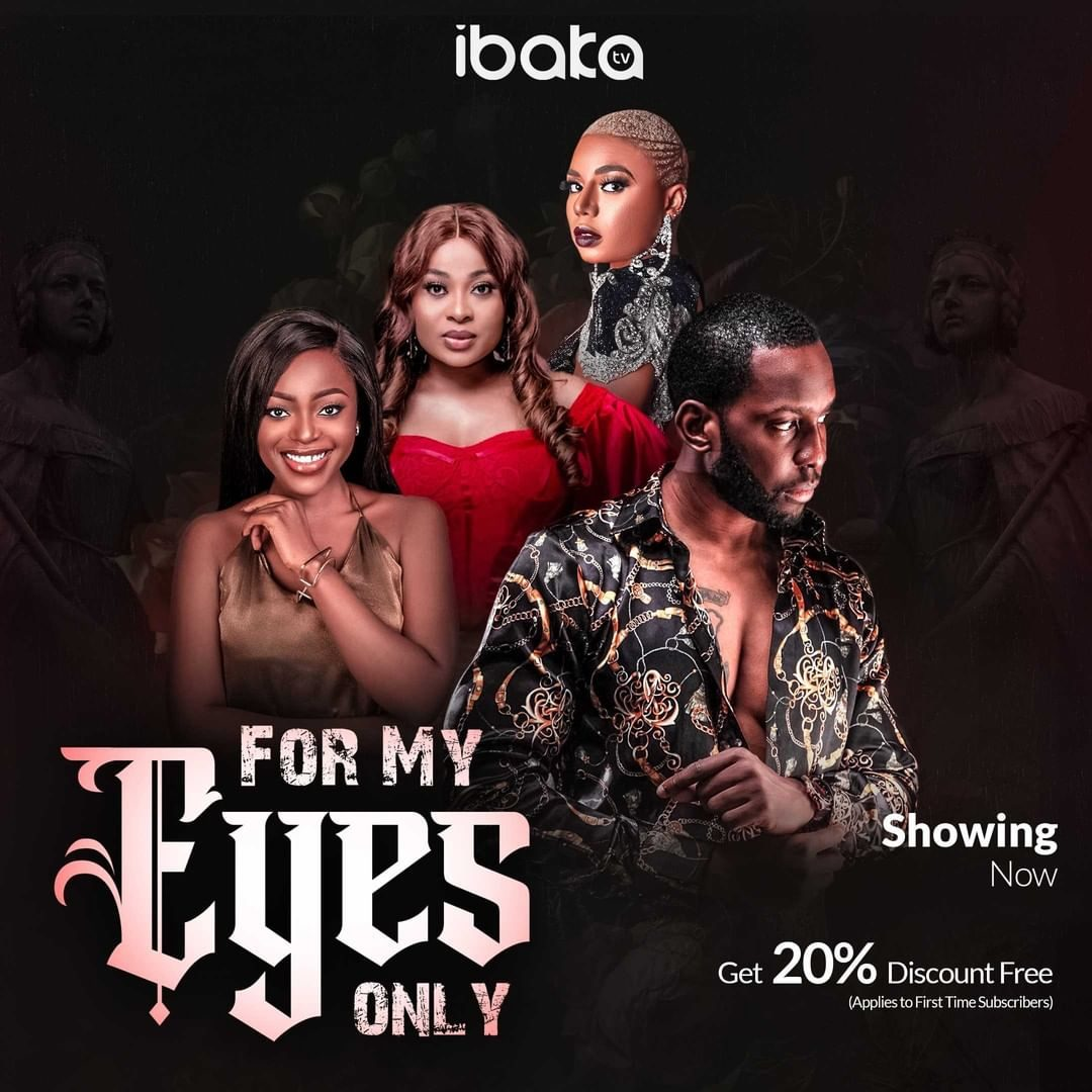 For My Eyes Alone – Nollywood