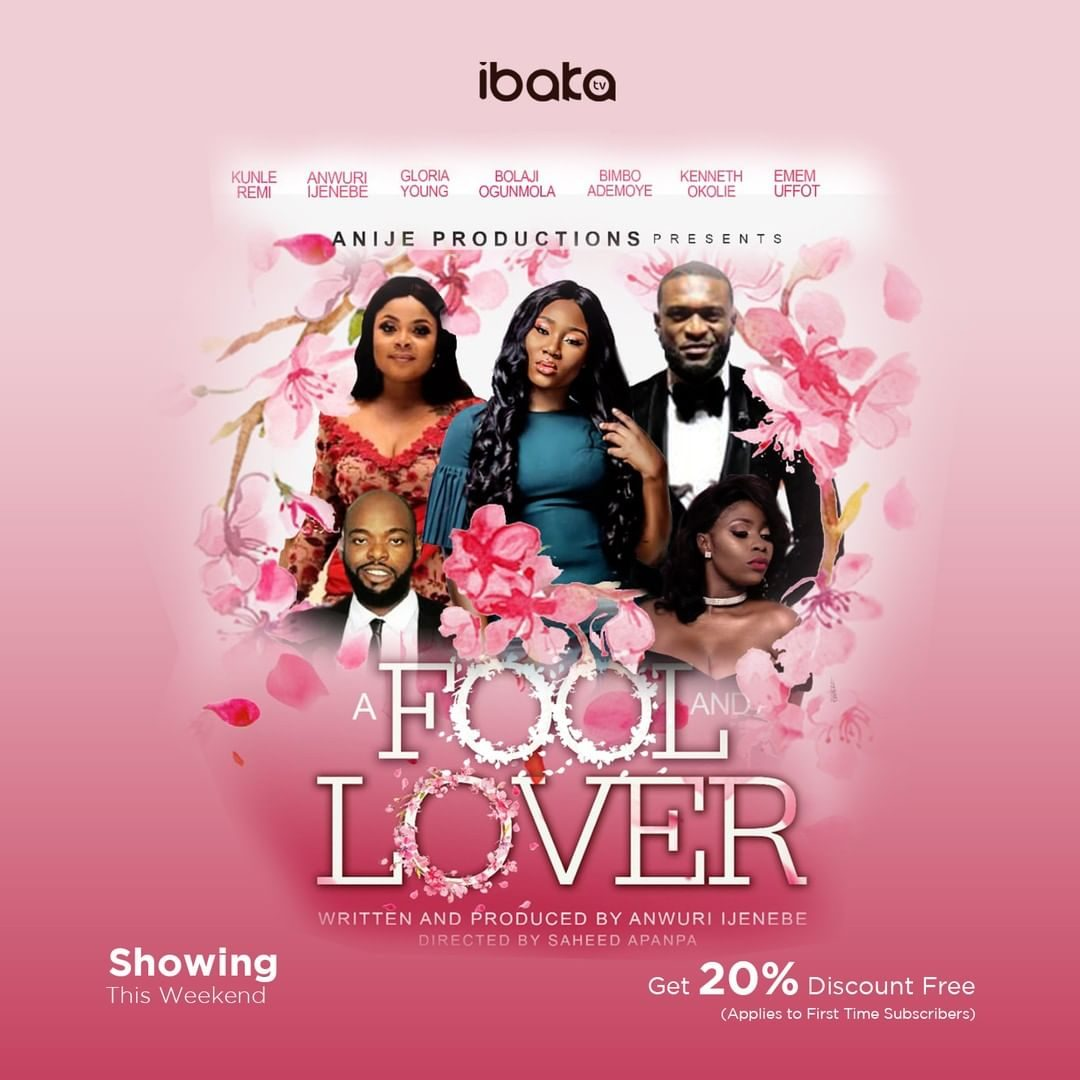 A Fool And A Lover – Nollywood Movie