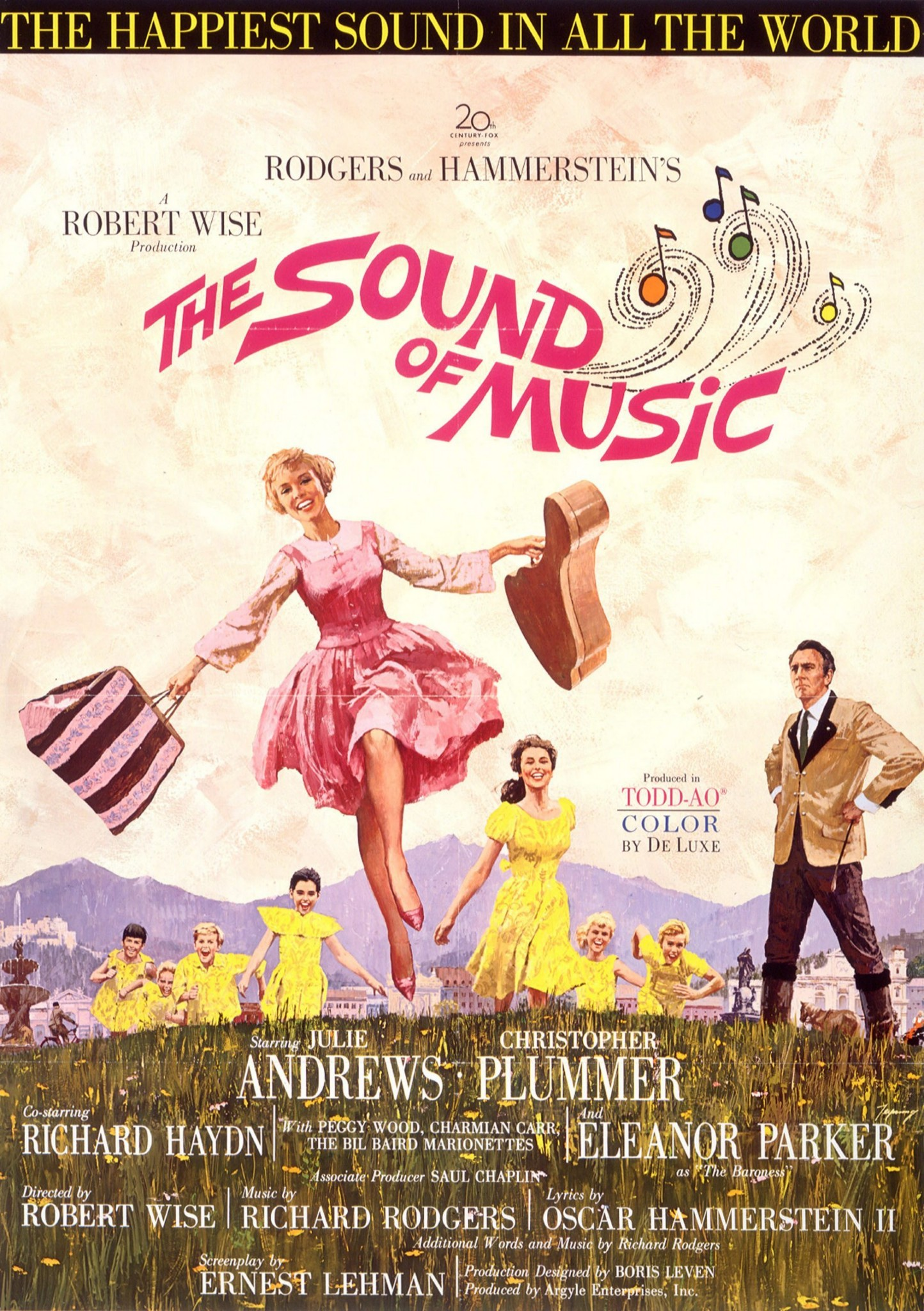 The Sound of Music (1965) – Hollywood