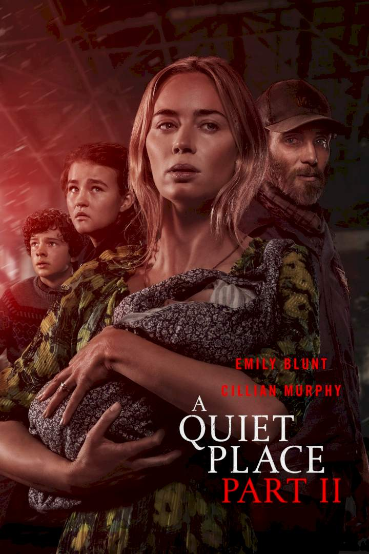 A Quiet Place Part II (2021) – Hollywood Movie