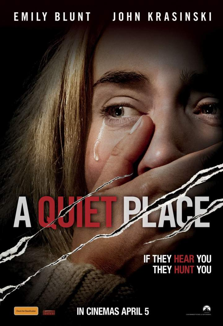 A Quiet Place (2018) – Hollywood Movie