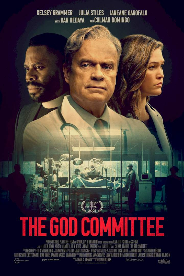 The God Committee (2021) – Hollywood Movie