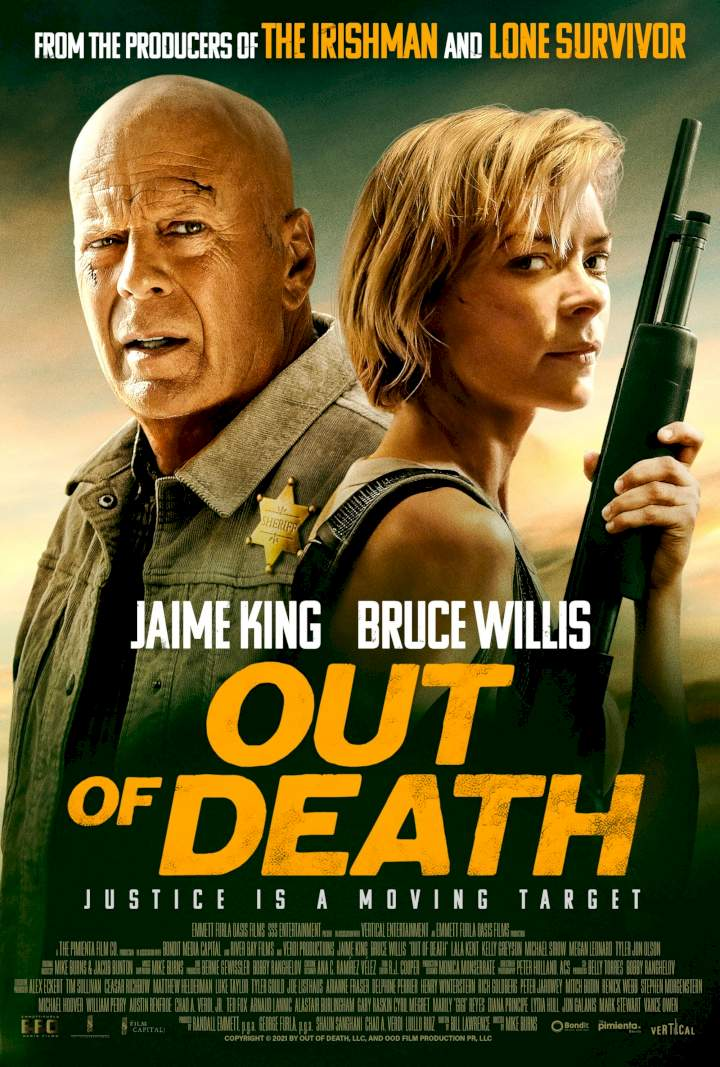 Out of Death (2021) – Hollywood Movie Mp4 Download » More Naija