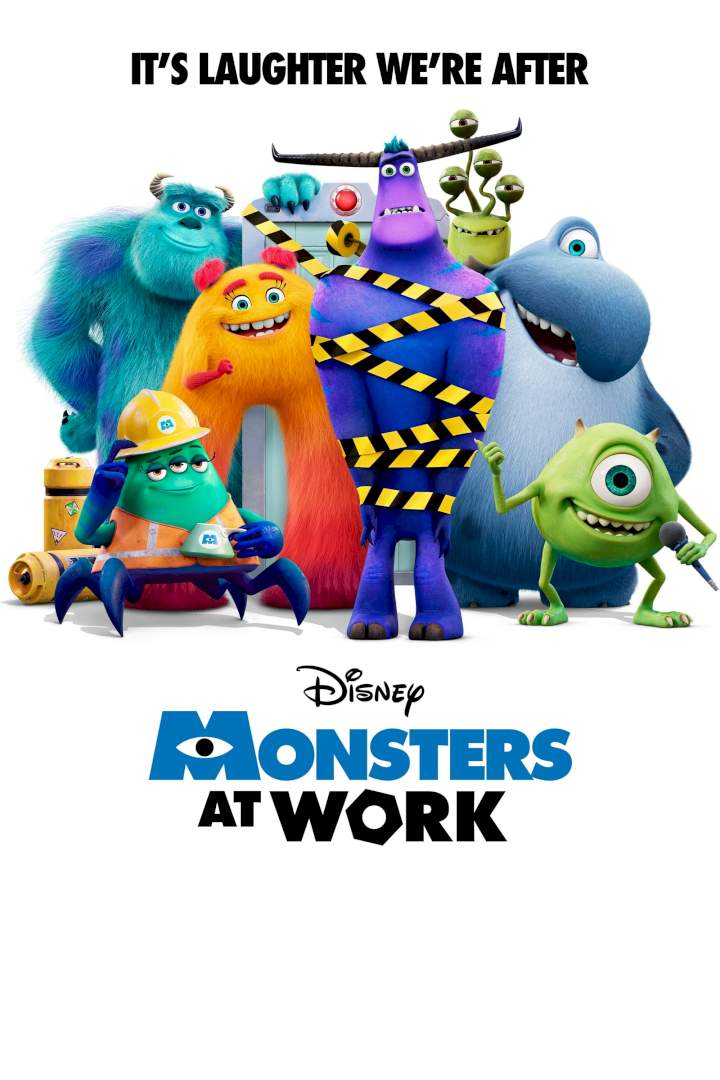 [Movie] Monsters at Work Season 1 Episode 4 | Mp4 Download
