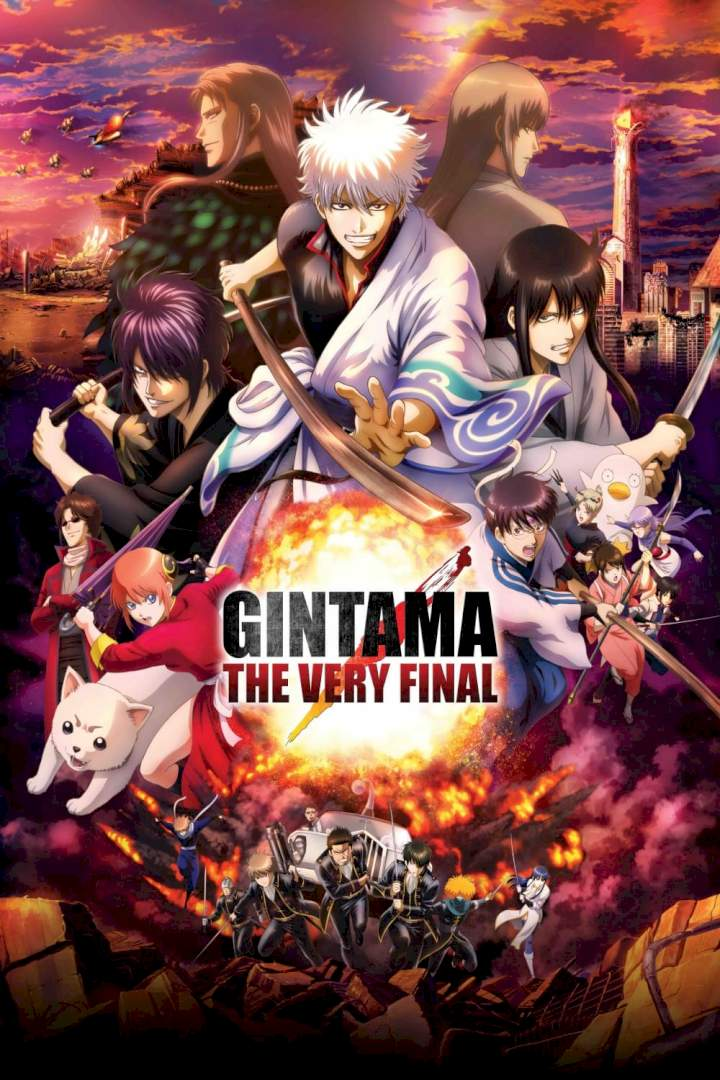 [Movie] Gintama: The Final (2021) – Japanese Movie   Mp4 Download