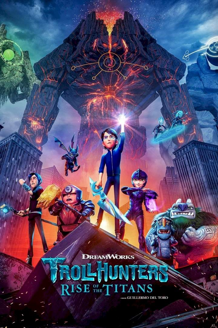 [Movie] Trollhunters: Rise of the Titans (2021) – Hollywood Movie | Mp4 Download