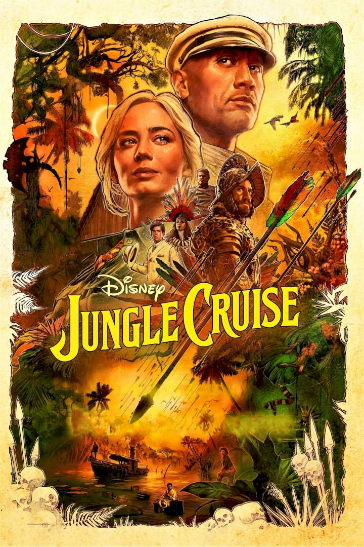 [Movie] Jungle Cruise (2021) – Hollywood Movie   Mp4 Download