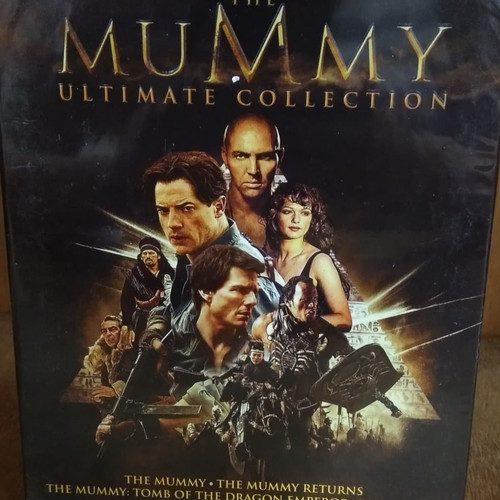 [Movie] The Mummy (1999 – 2017) (Collection) – Hollywood Movie | Mp4 Download