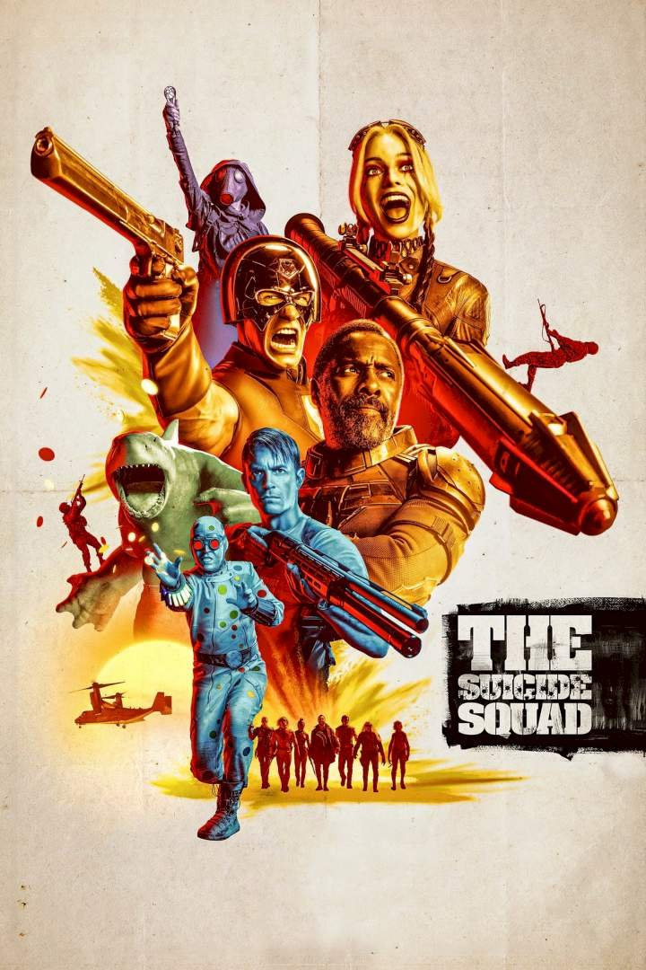 [Movie] The Suicide Squad (2021) – Hollywood Movie | Mp4 Download